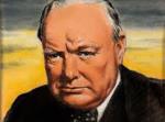 Winston Churchill supo cambiar la historia